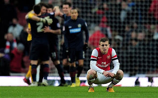 Foto Bayer Munich Vs Arsenal Terbaru Maret 2013