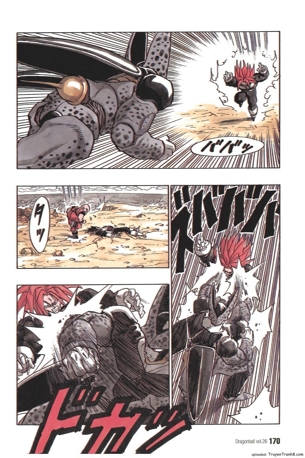 xem truyen moi - Dragon Ball Bản Vip - Bản Đẹp Nguyên Gốc Chap 386
