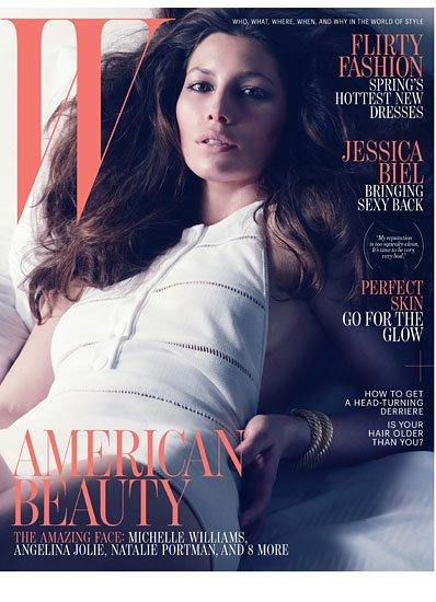 Jessica Biel: Nach diesem Skandal musste sie Eine