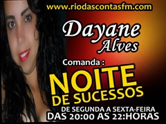 Locutora Rio das Contas FM