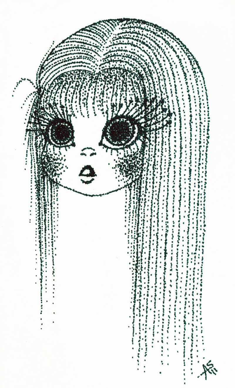 The gallery for girl sketch tumblr hair for Girly tumblr drawings
