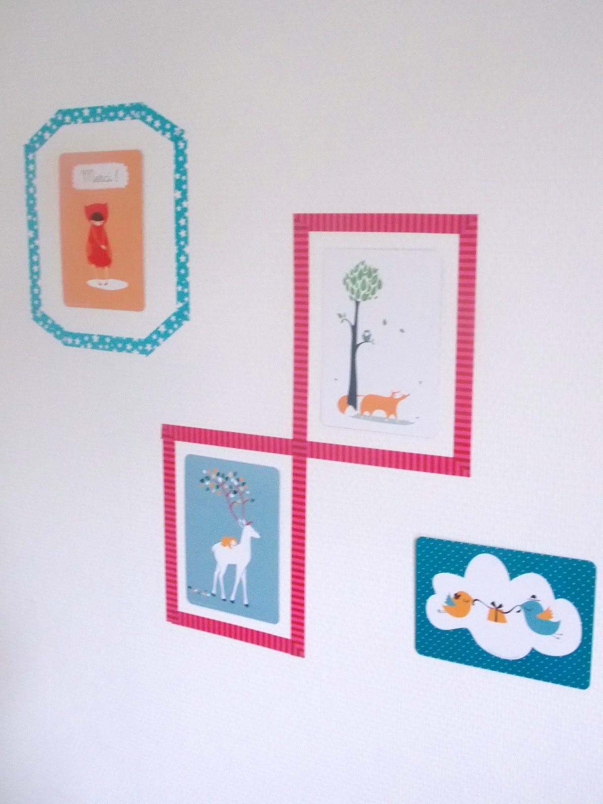 the home of bambou washi tape ideas