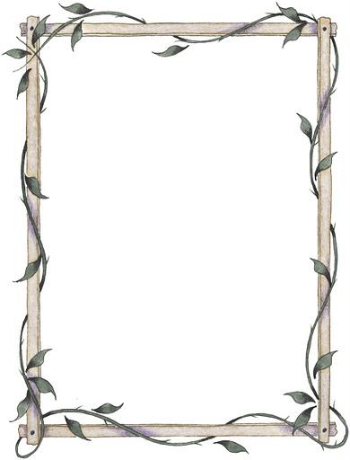 Tablas y marcos para poemas marcos variados 2 for Decoracion de paginas
