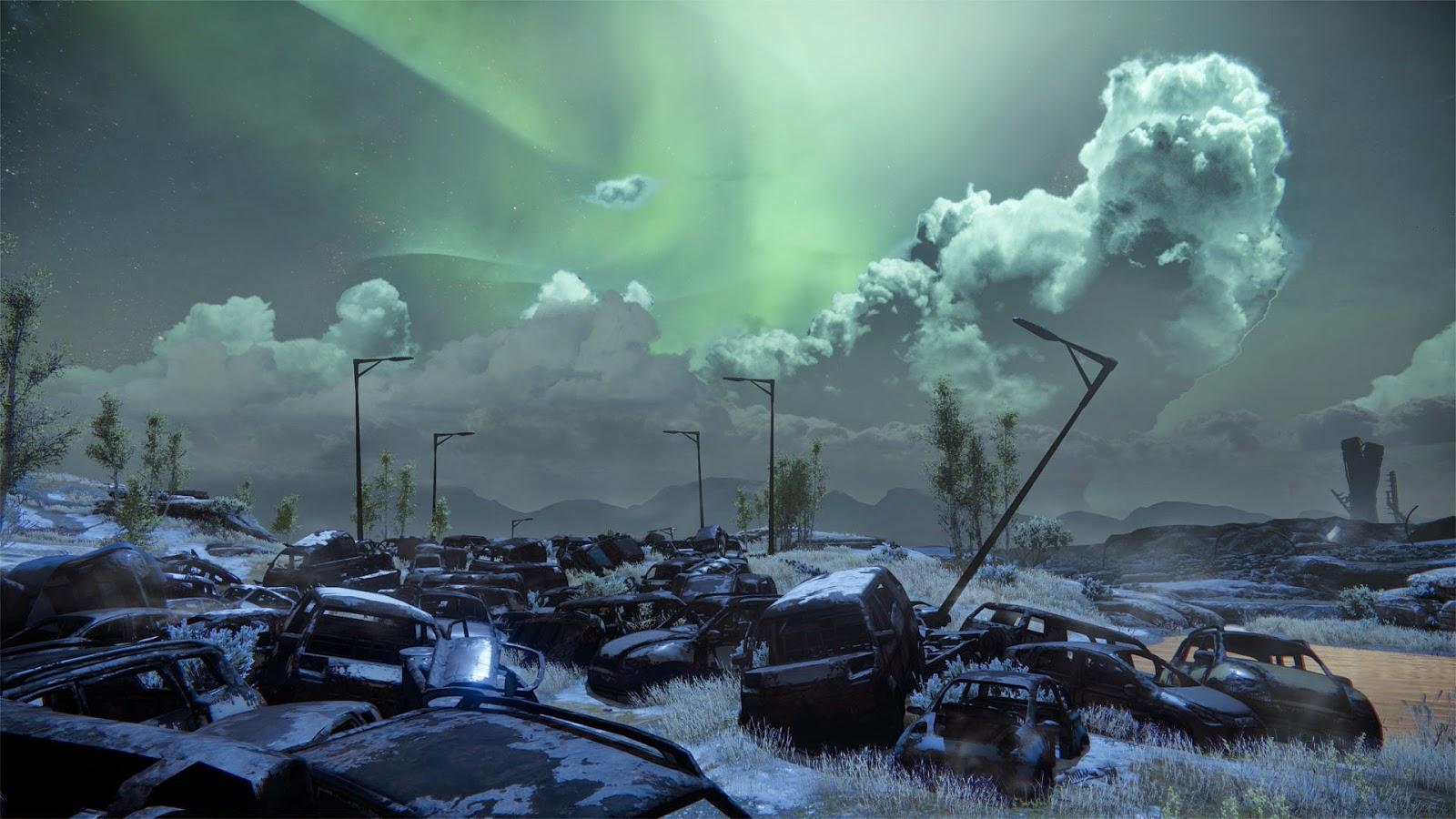 Destiny FPS Review