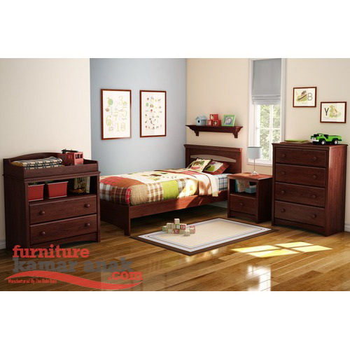 design kamar anak tempat tidur anak minimalis