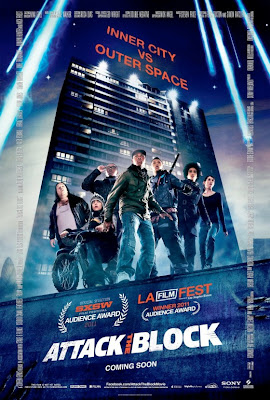 Attack the Block (2011) BRRip 720p 500MB Mediafire Link