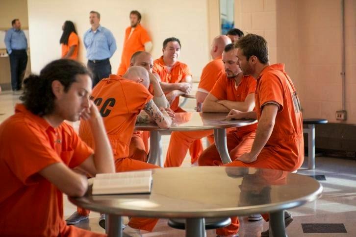 Chicago PD - Episode 2.06 - Prison Ball - Promotional Photos
