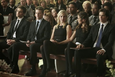 """The Vampire Diaries (6x15) - """"LET HER GO""""  New, Webclip 4"""