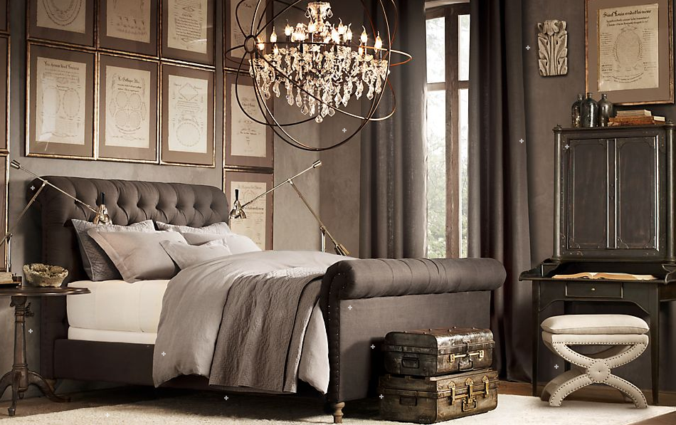 Dreams restoration hardware fall 2011 - Restoration hardware bedroom furniture ...