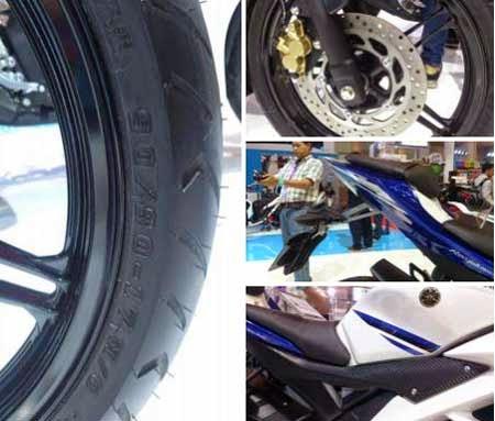 Ukuran Ban Yamaha R15