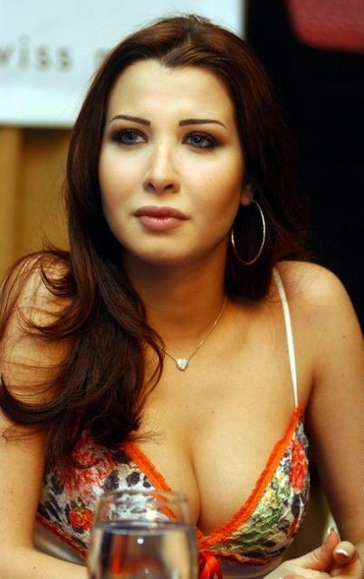 Sexy Hot Arab Women - Nancy Ajram
