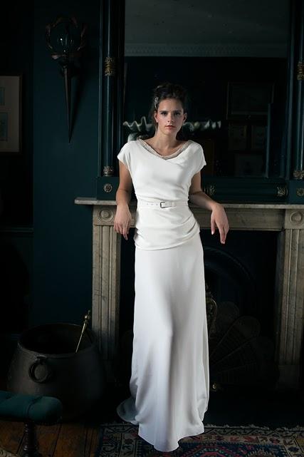 Glamorous vintage style dresses