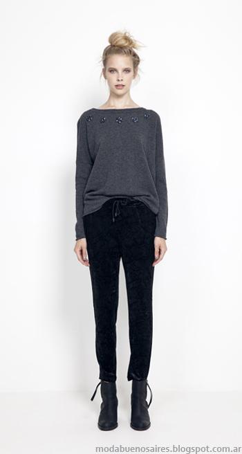 Sweaters de moda colección Julien otoño invierno 2014.