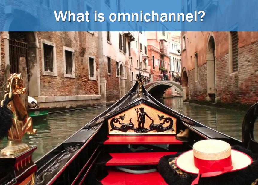 omni-channel retailing là gì?