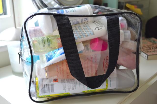 Helen Rambles On  Travel Toiletries Bag df3d382fb6cd4