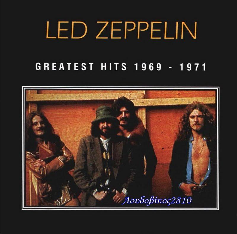 Led zeppelin greatest hits 1969 1971 jpg