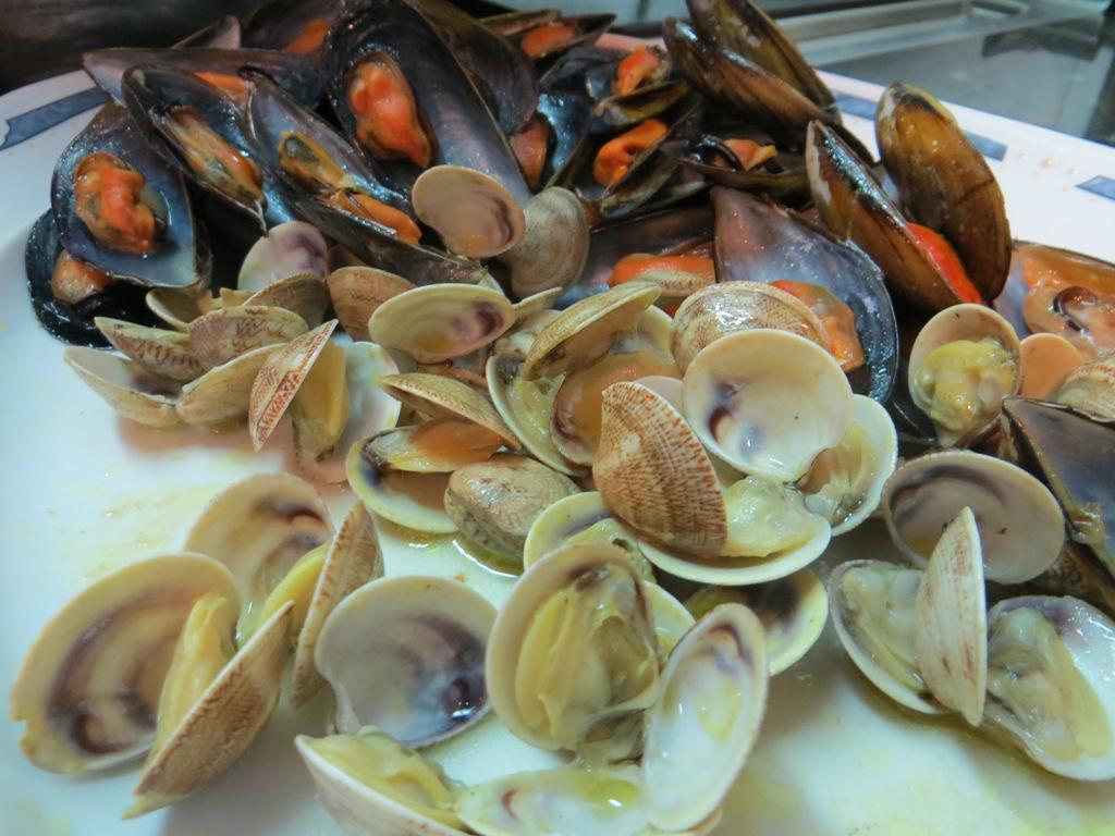 Urbina vinos blog c mo hacer paella de marisco o marinera for Como cocinar paella