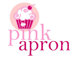 -PINK APRON-