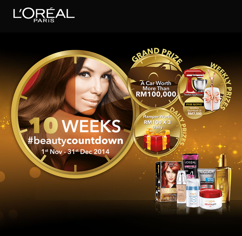 loreal-paris-beauty-products-contest