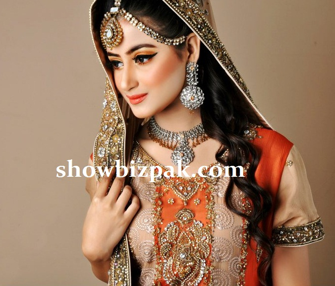 Celebrity Weddings: Sajal Ali Wedding Pics