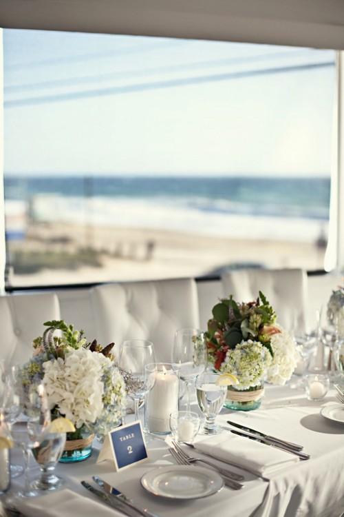 Thema Hochzeit Idee: Hochzeit am Strand Ideen - Top Tipps