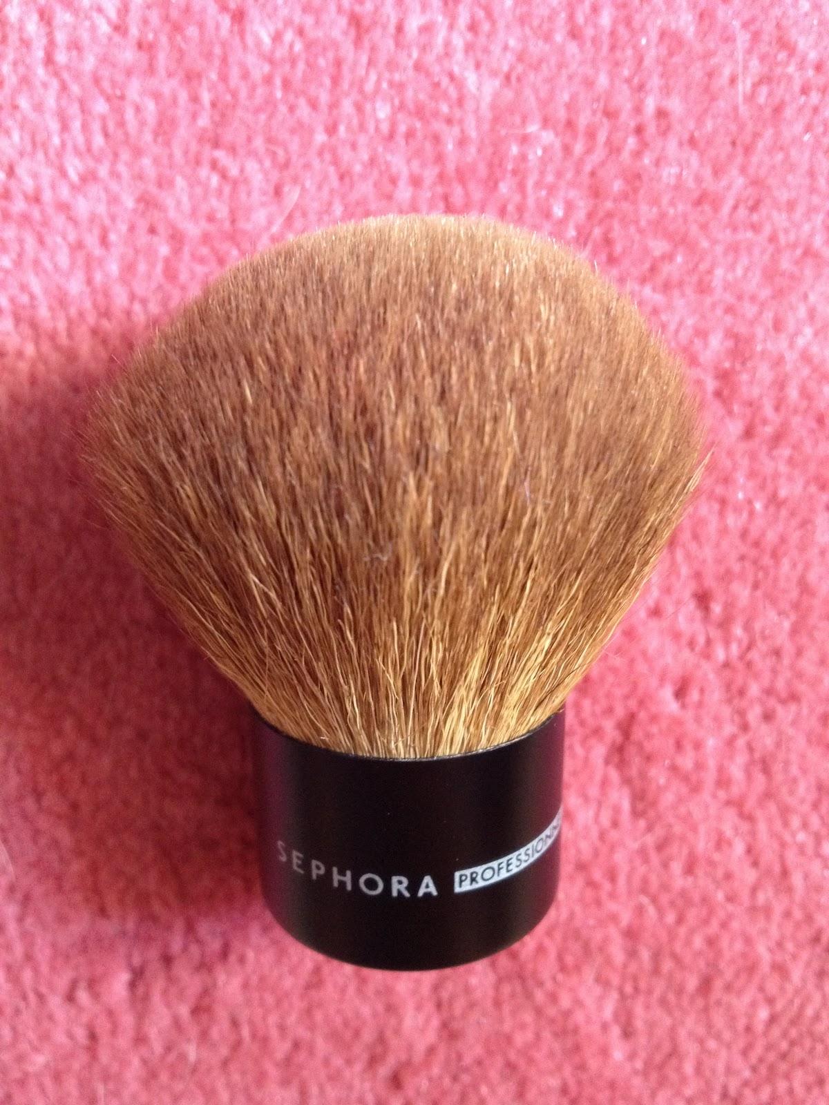 Day 03 Favorite Brush Rosychicc Kuas Kabuki Hello Kitty Sephora