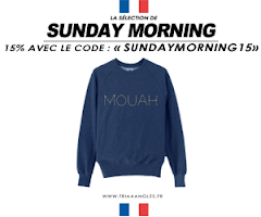 Retrouvez la sélection Sunday Morning sur l'e-shop Triaaangles!