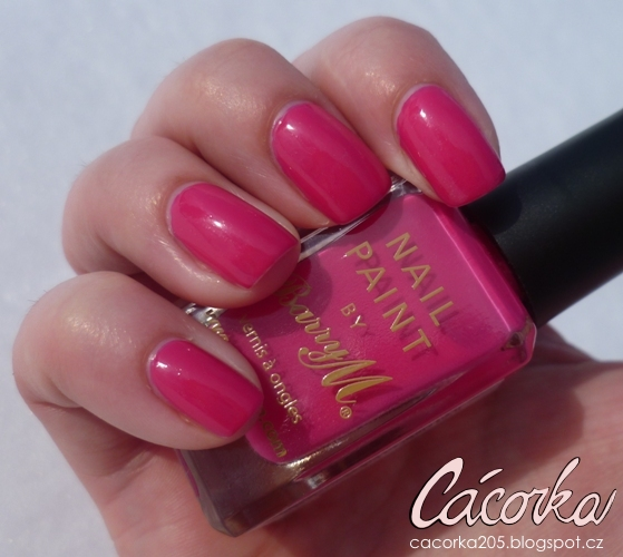 Barry M - Shocking Pink