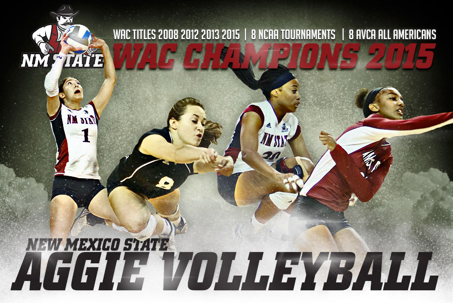 New Mexico State University Volleyball