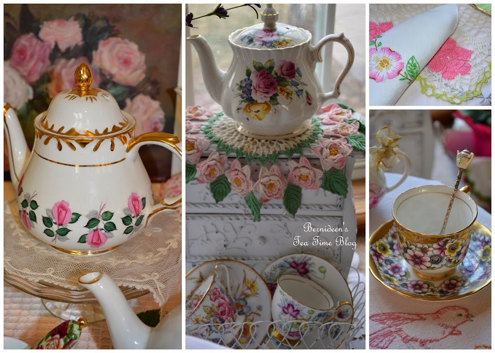 Bernideen's Tea Time Blog