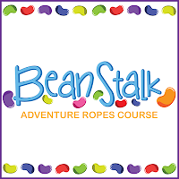 Enjoy the Beanstalk Adventure Ropes Course