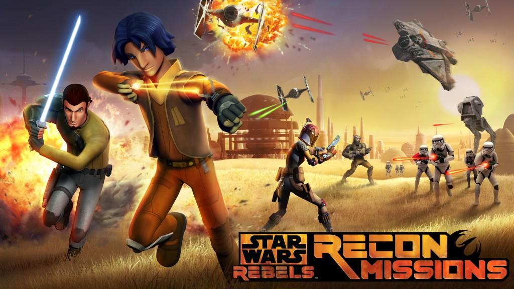 Star Wars Rebels: Recon v1.0.1 [dinero ilimitado - Todo desbloqueado]
