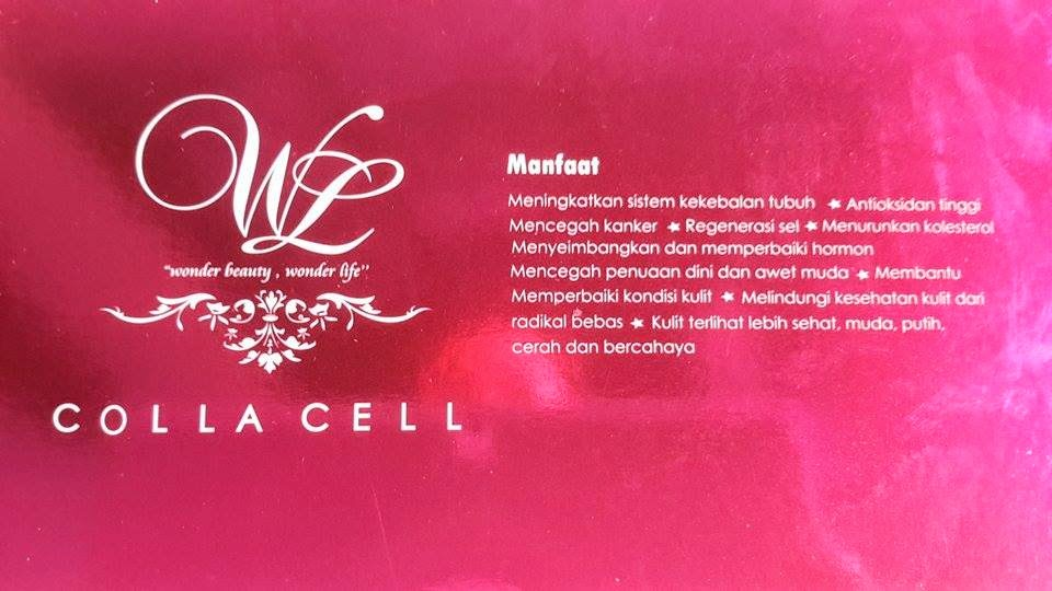 Agen | Distributor Collacell siap kirim seluruh Indonesia hub 081211600885 pin BB 286bea99