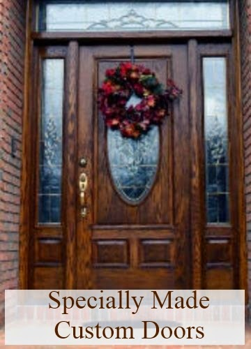 Welcome Your Guests and Visitors Through Specially Made Custom Doors