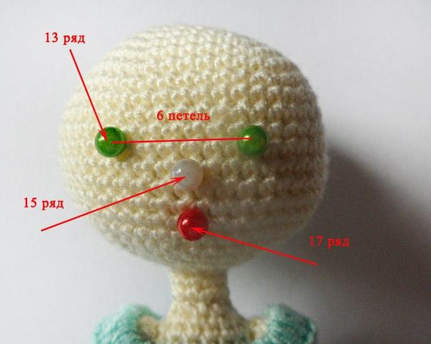 Кукляндия: Кукла Адель. Мастер-класс
