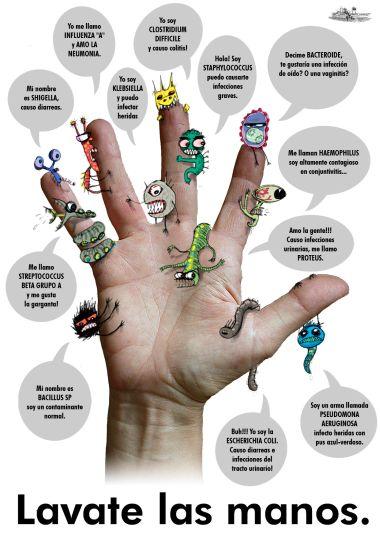 ... FSSC 22000: Lavado de manos e indumentaria en industrias alimentarias