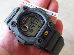 CASIO G-SHOCK G-7900-3DR DEEP GREY MILITARY - BRAND NEW