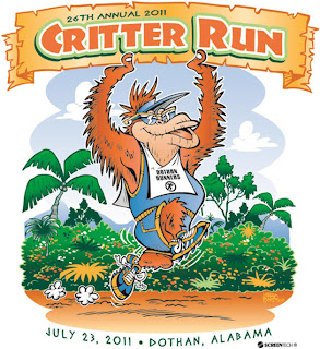 2011 Critter Run