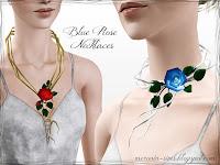 Элементы стиля фэнтези - Страница 4 Blue-rose3