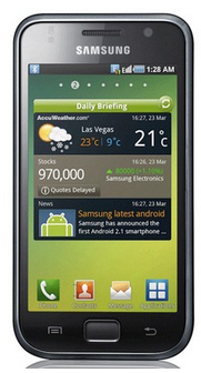 Samsung Galaxy S Android