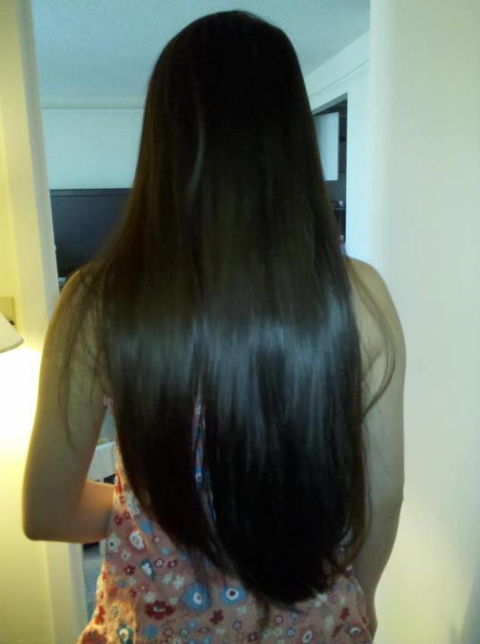 Galerry hairstyle rambut panjang