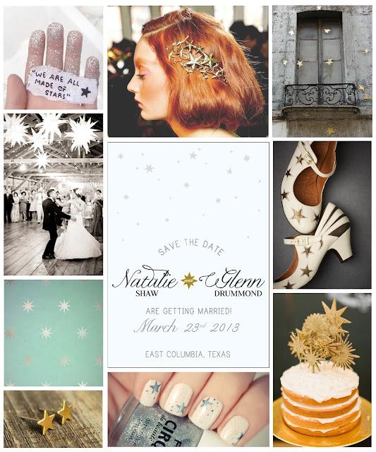 Wedding inspiration trends 2013 stars soireebliss houston wedding planners