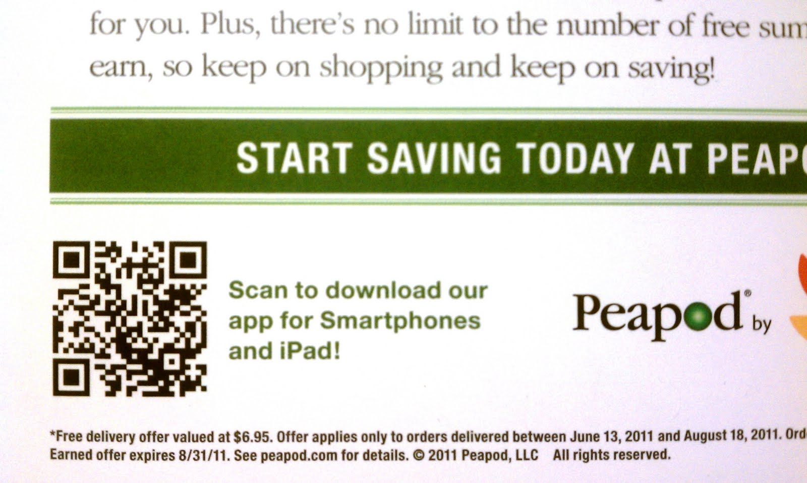 Trending Now: Save More At Peapod With 61 Coupons, Promo Codes, & Deals from Giving Assistant. Save Money With % Top Verified Coupons & Support Good Causes Automatically.