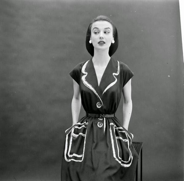Коллекция модной женской одежды
