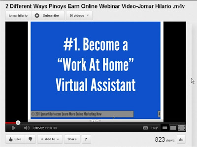 virtual assistant VA seminar