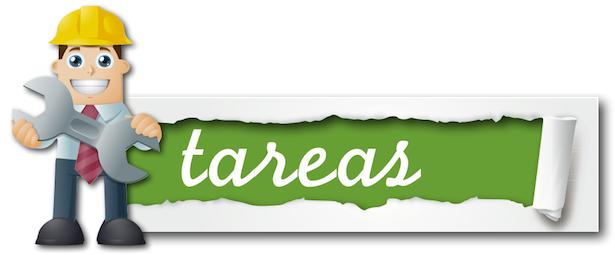 Tareas, objetivos e ideas del curso