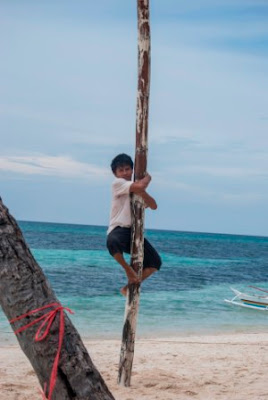 Palusebo, Malapascua Exotic island dive resort, Sports fest 2015