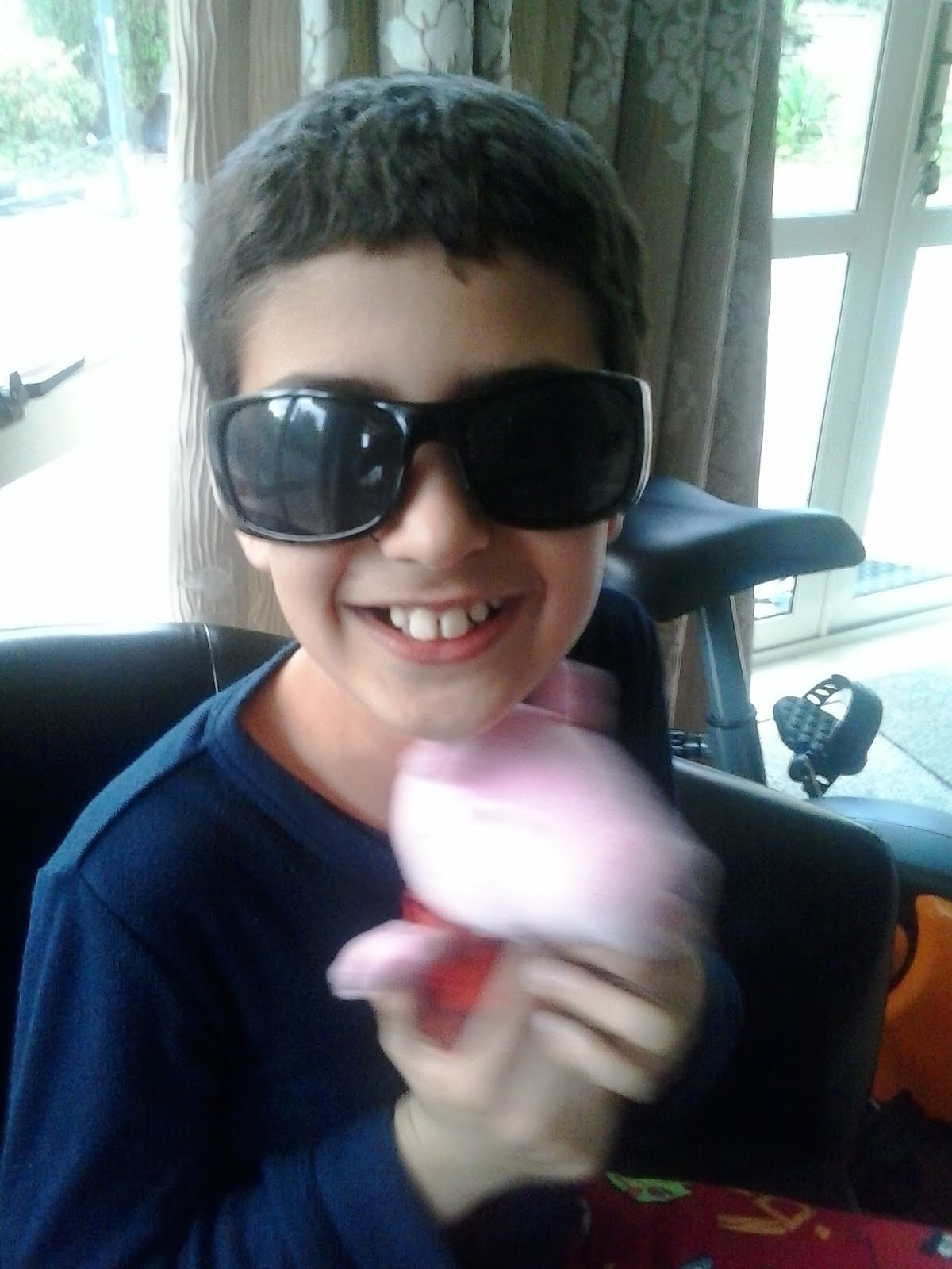 George - Age 9