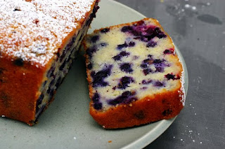 Easy And Simple Lemon Blueberry Cake Recipes