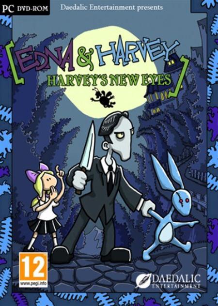 Edna & Harvey: Harvey's New Eyes pc